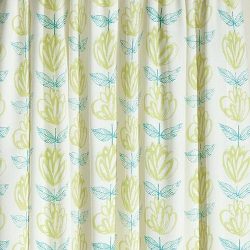 Amelie Floral Design Curtains Curtains At Home