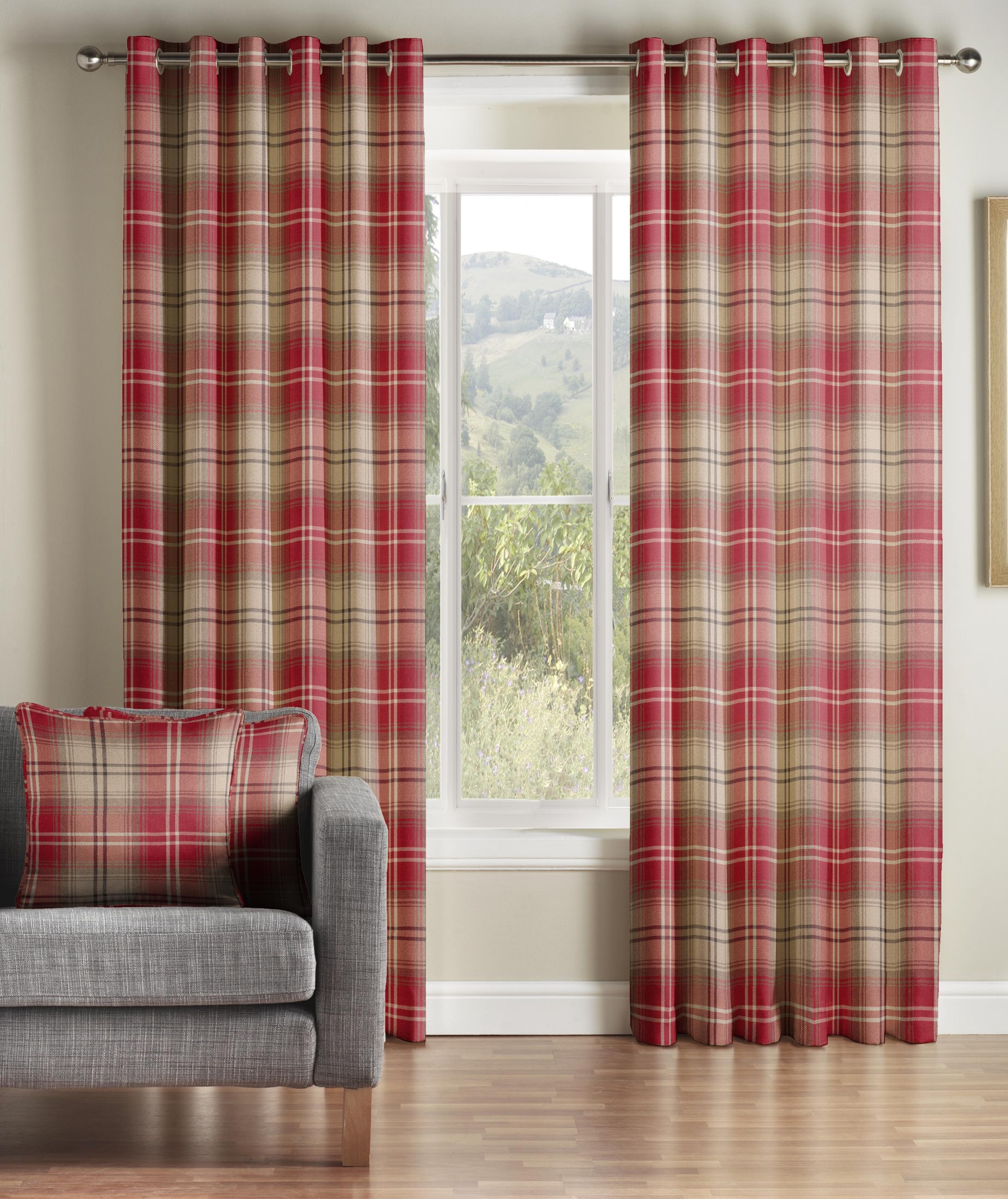 Cotton Kitchen Curtains Uk