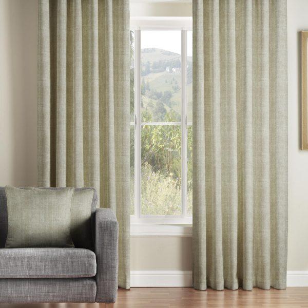 kohiki lined curtains
