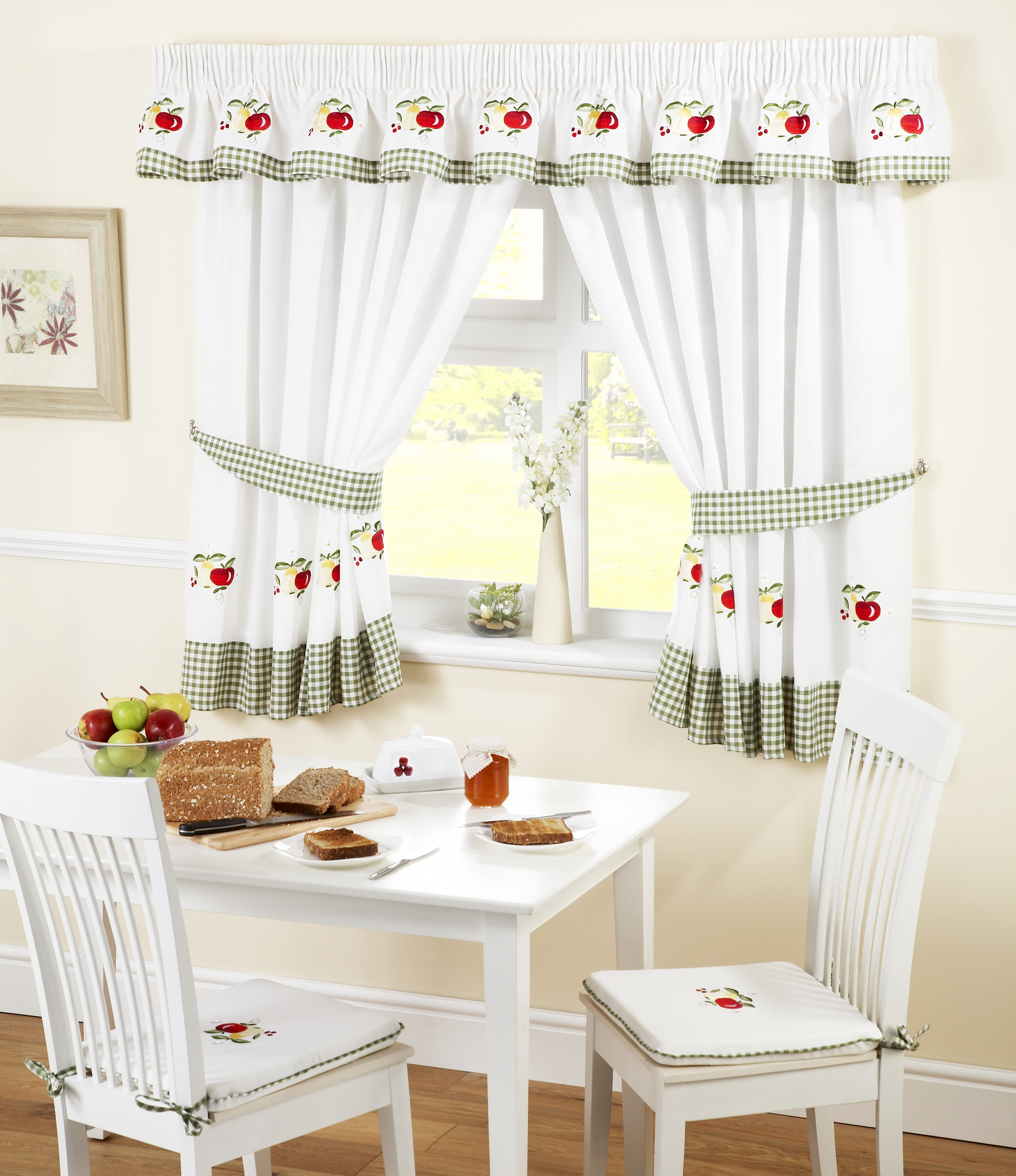Fruit Kitchen Curtains – Curtains At Home
