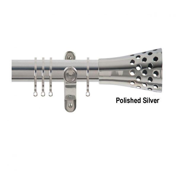 Spectrum Trumpet Pol Silver
