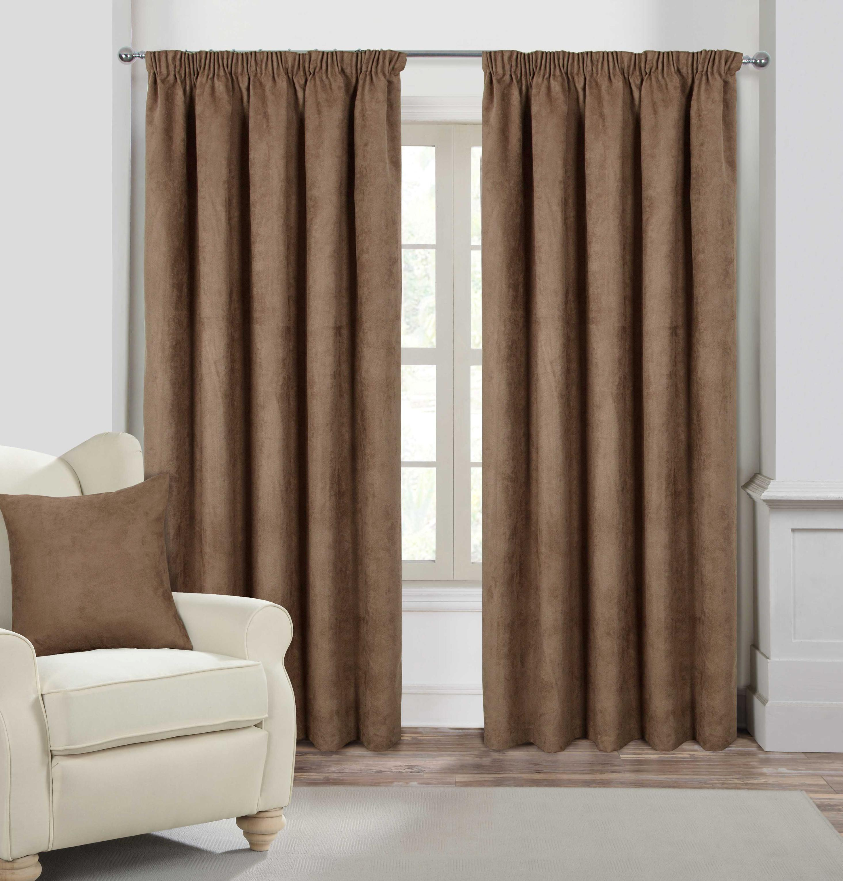 faux home mink silver taped curtains pleat tape at suede curtain product pencil