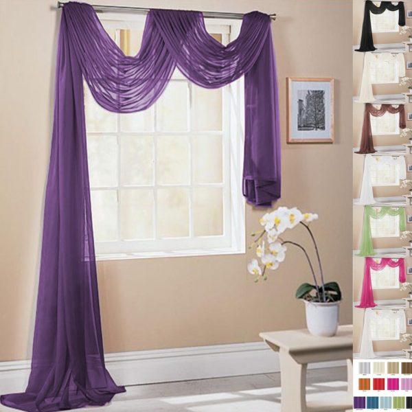 Scarves Purple
