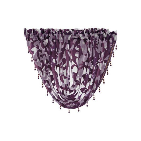 purple x