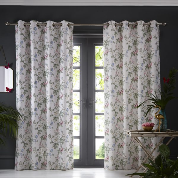 Bailey Curtain Blush