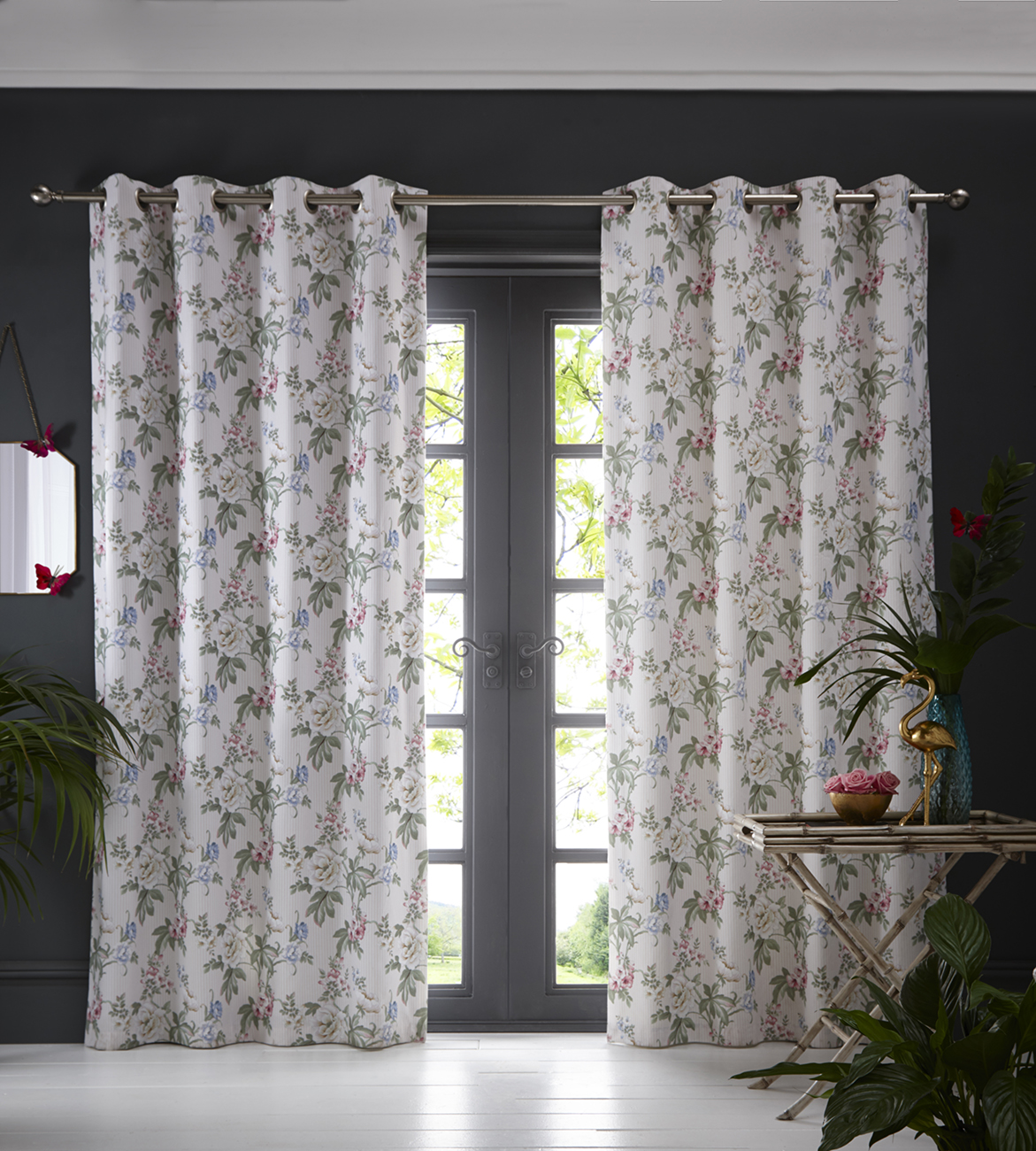 Oasis Bailey Curtains Mineral Curtains At Home