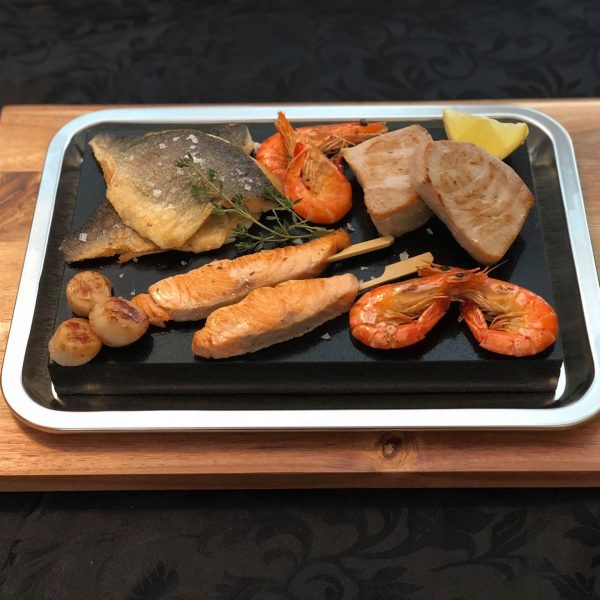 Fish Dish For 2