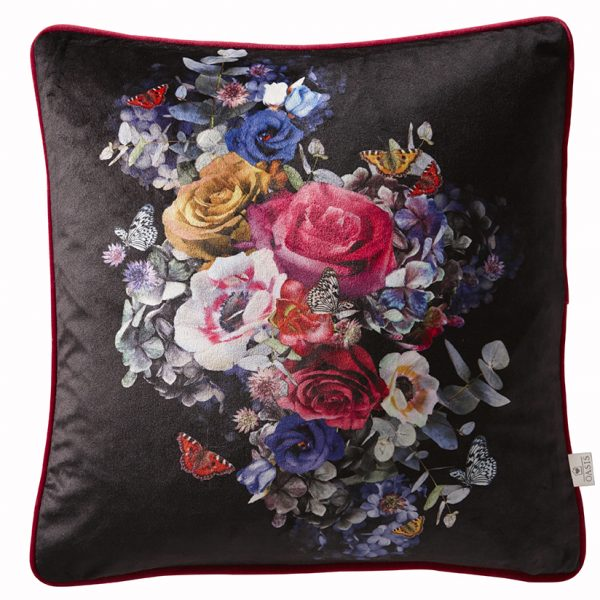 OASIS CUT OUT CUSHIONS FLORIANA