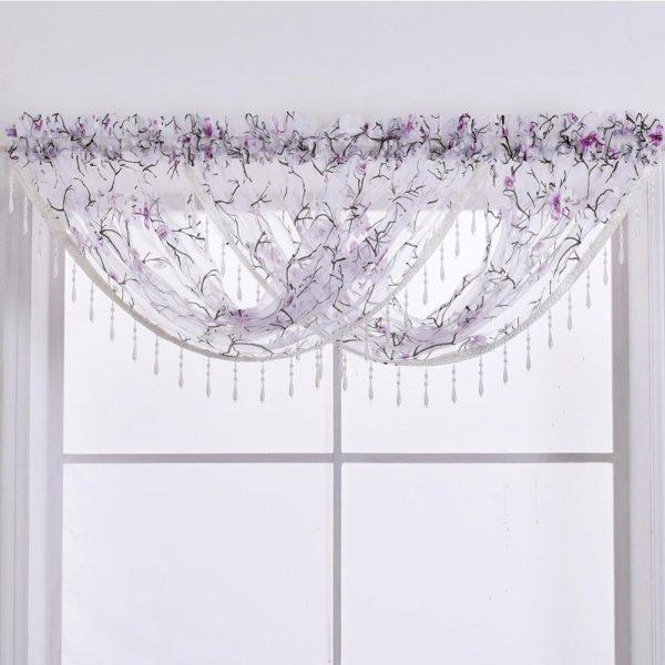 NAPEARL-burnout-floral-voile-curtain-valance-swag (2)