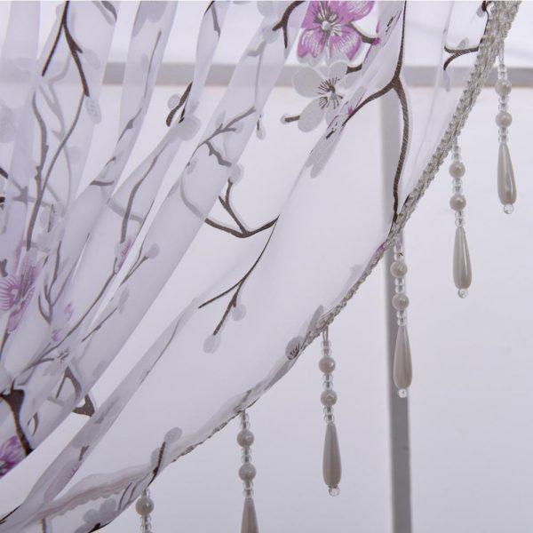 NAPEARL-burnout-floral-voile-curtain-valance-swag