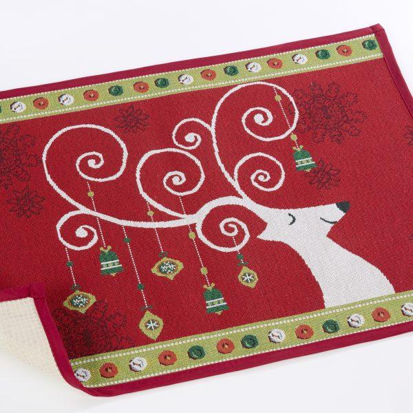 Rudolph Doormat - CHR037D