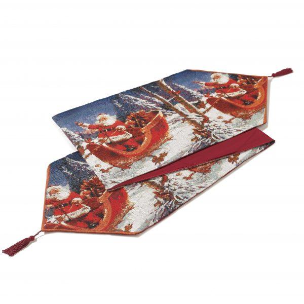 Tapestry Sleigh Runner