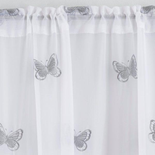 butterfly grey close header