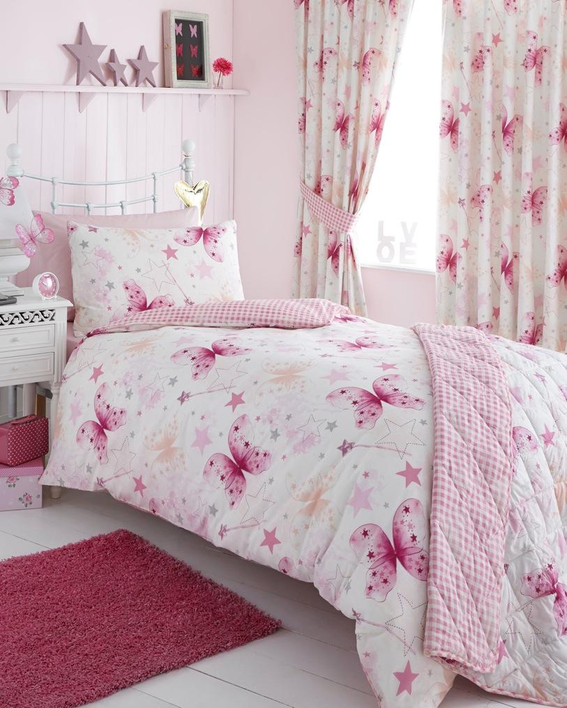 Make A Wish Bed Set Curtains At Home