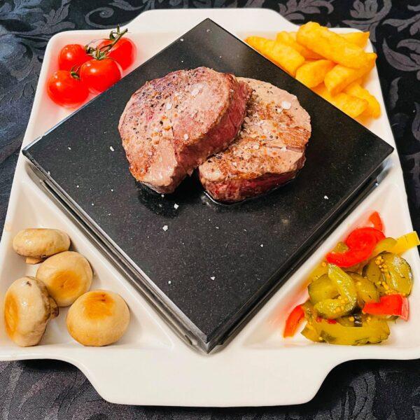 Ceramic Steak Stone 2