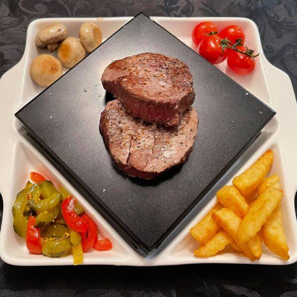 Ceramic Steak Stone 3