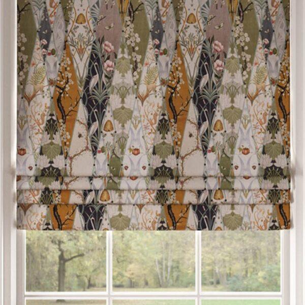 Nouveau Tapestry Blind