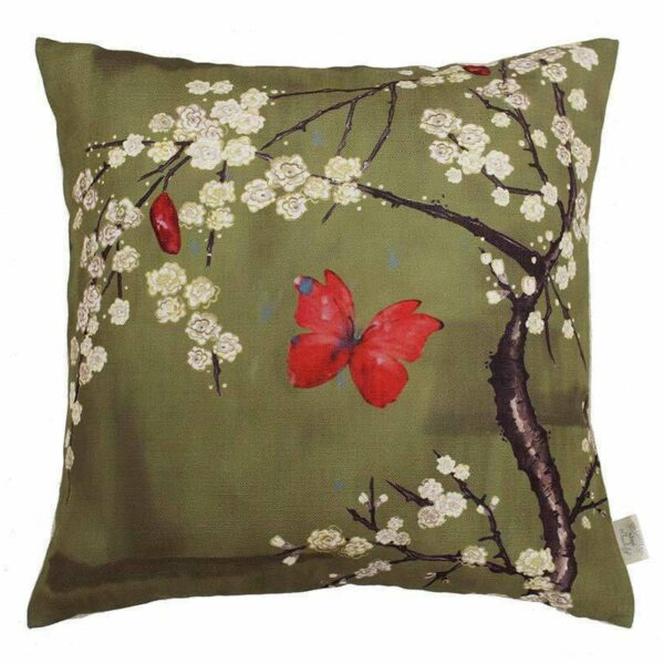 blossom cushion basil