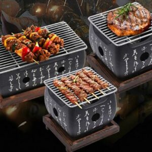 Higoshi Grills