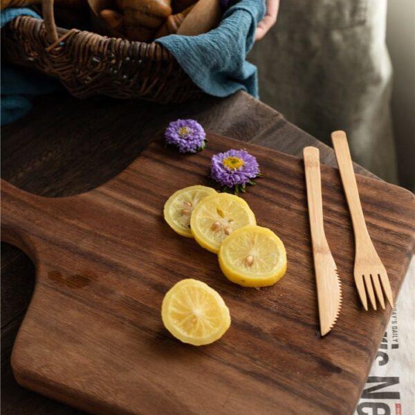 Walnut Chopping Board 6