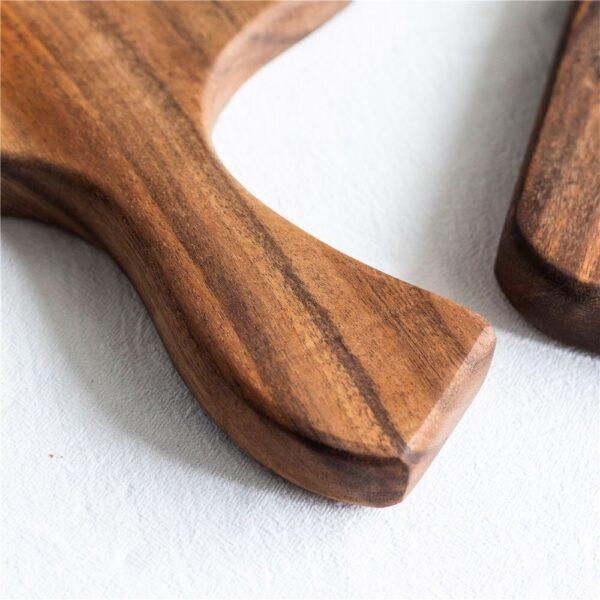 Walnut Chopping Board Handle