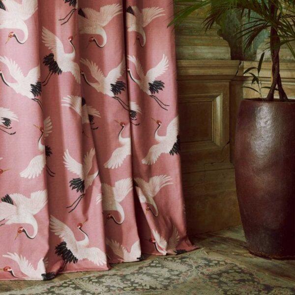 closs-hamblin-paloma-faith-oriental-birds-blossom-pink-cotton-curtain-fabric-p39256-47168_medium